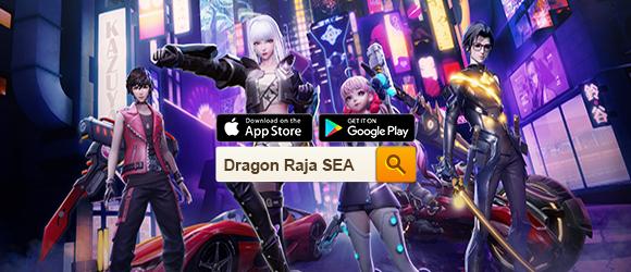 创世纪手游DragonRajaSEA今日上线